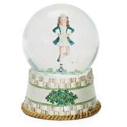 Irish Dancer Glitter Dome - LI10900