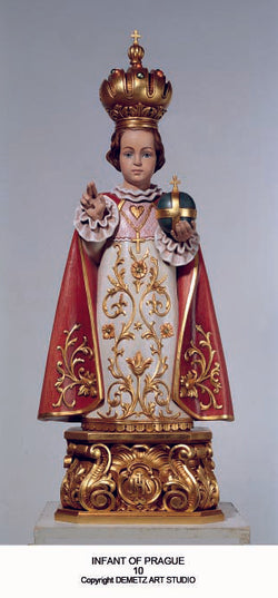 Infant of Prague - HD10