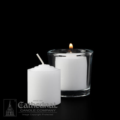 10-Hour Straight Side Best Quality Votive Lights - GG88301002