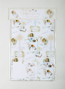 Wrapping Paper - Baptism - LA118006