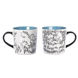 All Things Are Possible Mug - LI11099