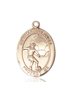 Guardian Angel/Soccer Medal - FN7703KT