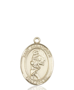 St. Christopher/Softball Medal - FN8507KT