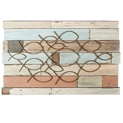 Ichthus Wall Art - LI11310