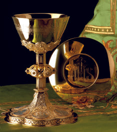 Chalice and Paten-EW2440