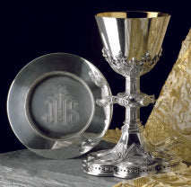 Chalice and Paten with Ring-EW2410