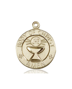 Body of Christ  Medal - FN2094KT