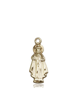 Infant of Prague Medal - FN0823KT