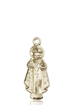 Infant of Prague Medal - FN0824KT