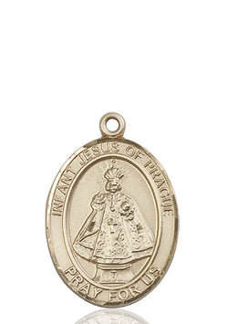 Infant of Prague Medal - FN7207KT