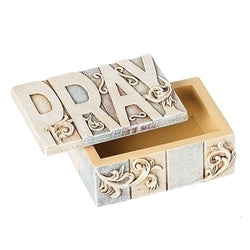 Pray Keepsake Box - LI11816