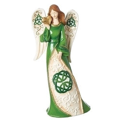 Irish Angel with Heart - LI12014