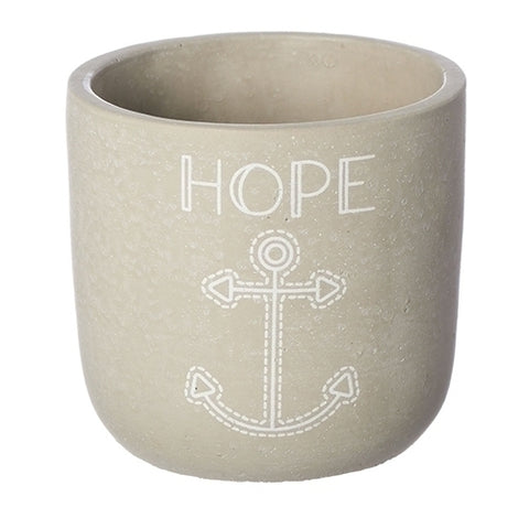 Hope Vase with Anchor - LI12241