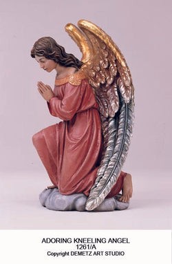 Adoring Kneeling Angels - HD1261A
