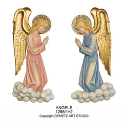 Praying Angels - High Relief - HD12651