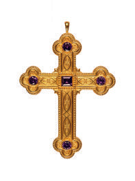 Pectoral Cross-EW7605