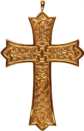 Pectoral Cross-EW7615