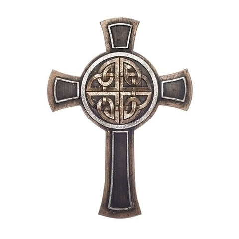 Bronze Celtic Wall Cross - LI12883