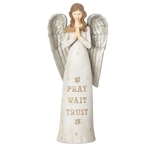 Pray Wait Trust Angel - LI13300