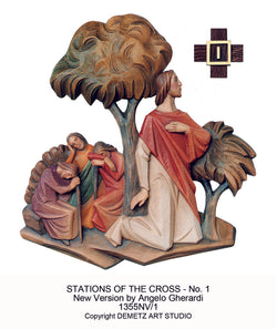Scriptural Stations of the Cross-HD1355