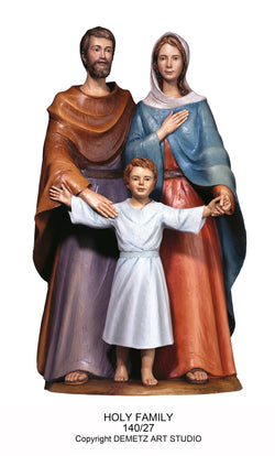 Holy Family by Sr. Angelica - HD14027