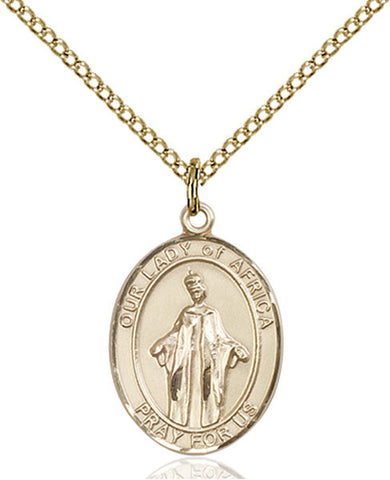 Our Lady of Africa Medal - FN8269GF18GF