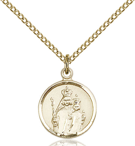 Our Lady of Consolation Medal - FN0603GF18GF