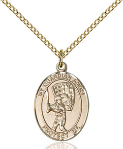 Guardian Angel / Baseball Medal - FN8700GF18GF