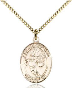 Guardian Angel / Basketball Medal - FN8702GF18GF