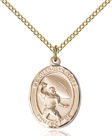 Guardian Angel / Football Medal - FN8701GF18GF