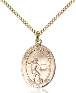 Guardian Angel / Soccer Medal - FN8703GF18GF