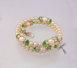 Adult Peridot (Aug) Bracelet - HX14298/PD