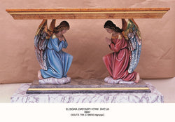 Altar with Praying Angels - HD1490