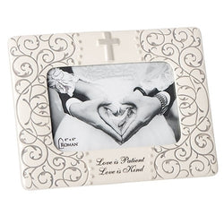 Mr. & Mrs. Scroll Frame - LI15776