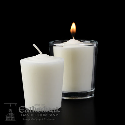 15-Hour Tapered Best Quality Votive Lights - GG88331501