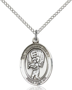 Guardian Angel / Baseball Medal - FN8700SS18SS