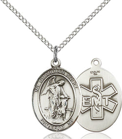Guardian Angel / EMT Medal - FN8118SS1018SS