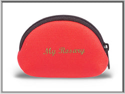 Red Neoprene Rosary Case -TA168608