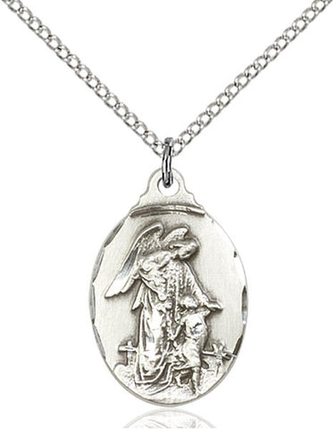 Guardian Angel Medal - FN0599ESS18SS