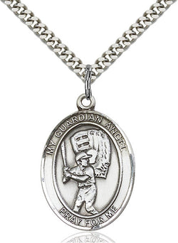 Guardian Angel/Baseball Medal - FN7700SS24S