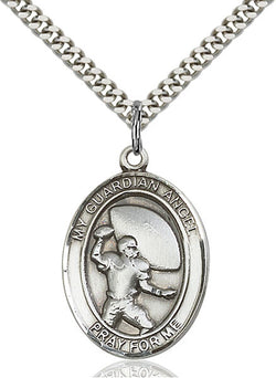 Guardian Angel/Football Medal - FN7701SS24S
