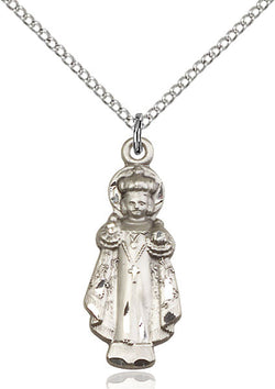 Infant of Prague Medal - FN0824SS18SS