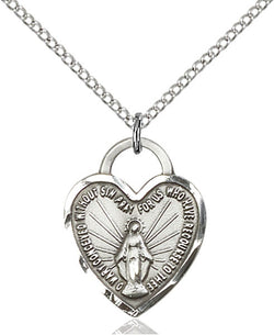 Miraculous Heart Medal - FN3201SS18SS