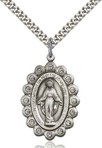 Miraculous Medal - FN2010CSS24S