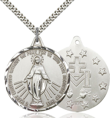 Miraculous Medal - FN0203MSS24S