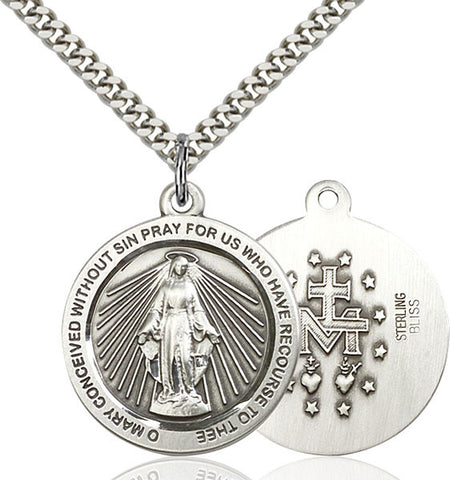 Miraculous Medal - FN4080SS24S
