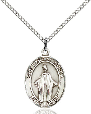 Our Lady of Africa Medal - FN8269SS18SS