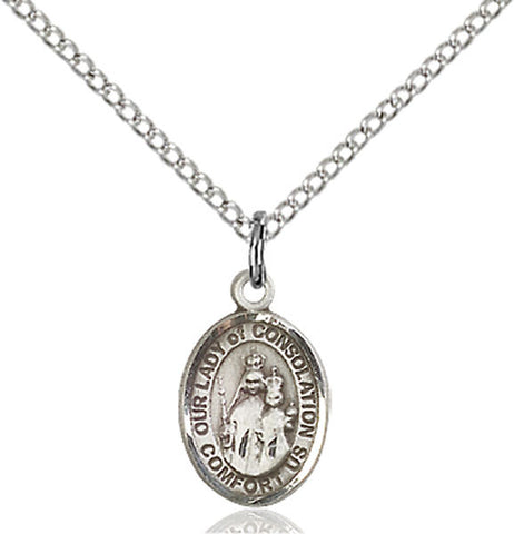 Our Lady of Consolation Medal - FN9292SS18SS