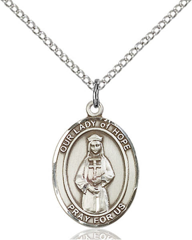 Our Lady of Hope Medal - FN8230SS18SS