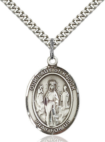 Our Lady of Knock Medal - FN7246SS24S
